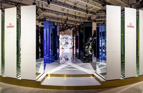 Planet Omega exhibition in Shanghai