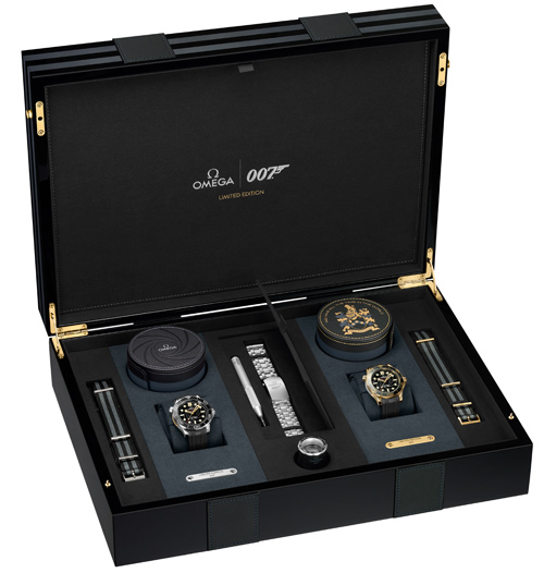 James Bond Limited Edition Set
