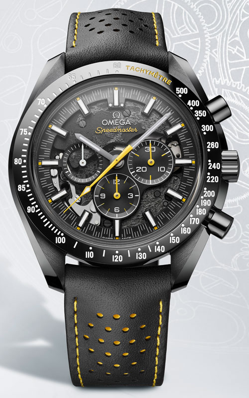 Speedmaster Dark Side of the Moon Apollo 8