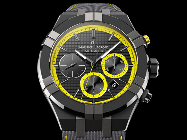 Maurice Lacroix Aikon Chronographe Automatique pour Only Watch 2017