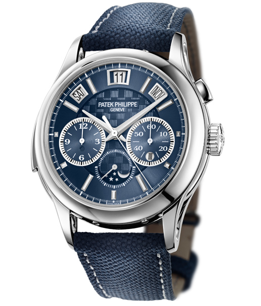 The Reference 5208T-010 Triple Complication for Only Watch