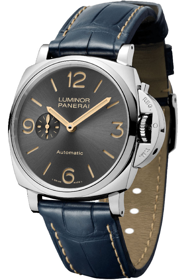 Cortina Watch and its 45th anniversary Panerai Luminor Due