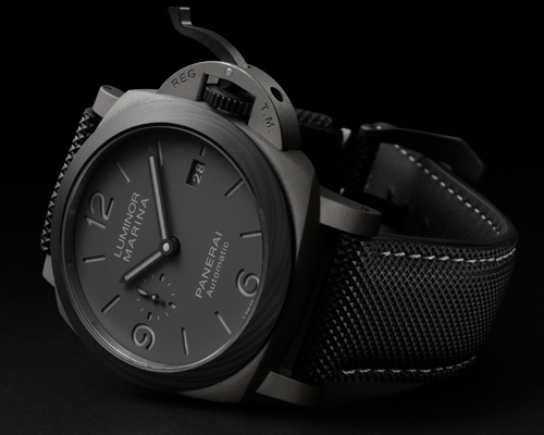 The Material World Of Panerai