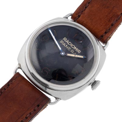 A rare Panerai with provenance