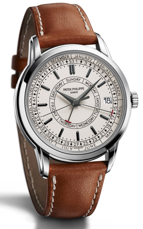 Complication or complexity: The Patek Philippe Calatrava Weekly Calendar 5212A