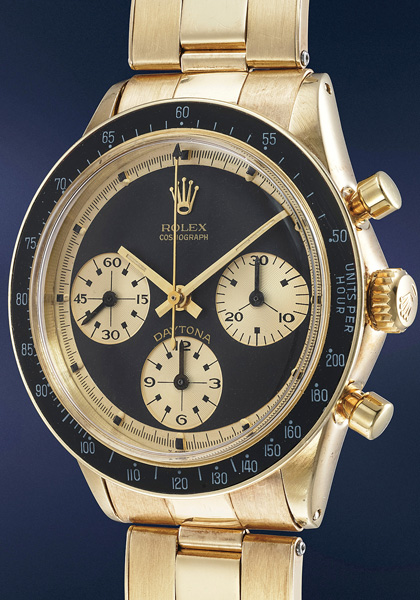 Phillips in Association with Bacs & Russo Achieves  CHF 38 Million in Watch Auctions