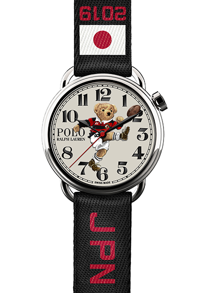 Kicker Bear watch capsule collection