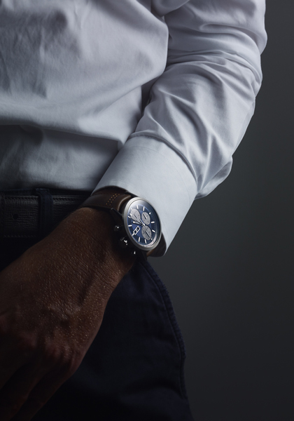 The Chronograph for the Free-Spirited