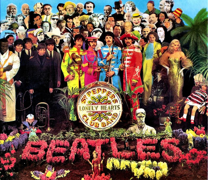 Sergeant Pepper's Lonely Hearts Club Band limited edition