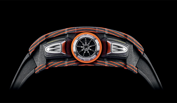 A prototype of the RM 11-03 McLaren for Only Watch