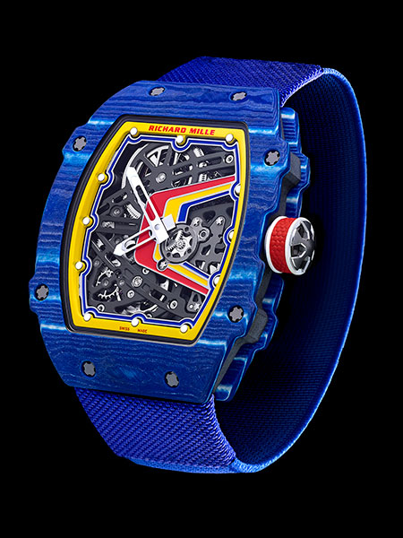 RM 67-02, Richard Mille's most wearable watch