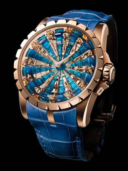 Roger Dubuis From Medieval To Modern Knights Of The Round
