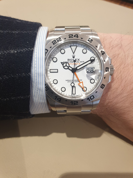 Rolex Watches And Wonders 2021