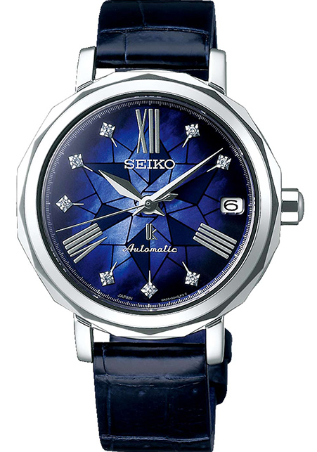 The spirit of Ginza with Seiko Lukia collection