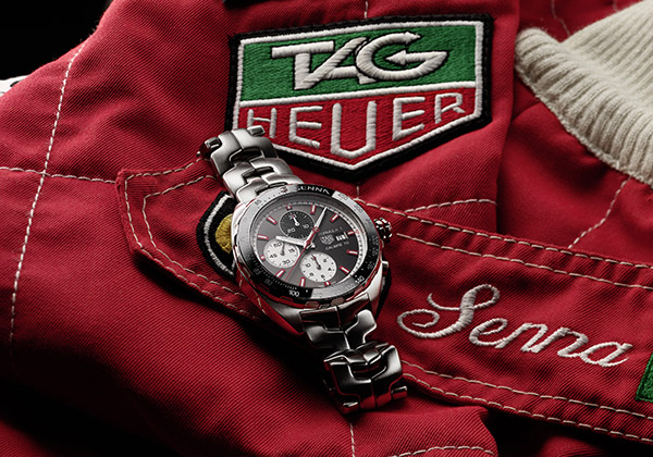 Two New Timepieces in Honour of Formula 1 Legend Ayrton Senna