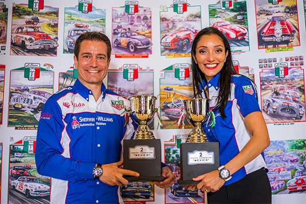 Suspense defines La Carrera Panamericana all the way to the finish line