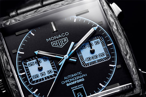 """Sturnysation"" and the TAG Heuer Monaco Bamford"