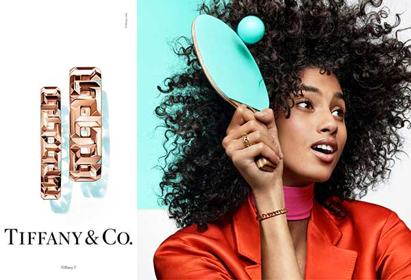 Tiffany & Co. 2019 spring campaign