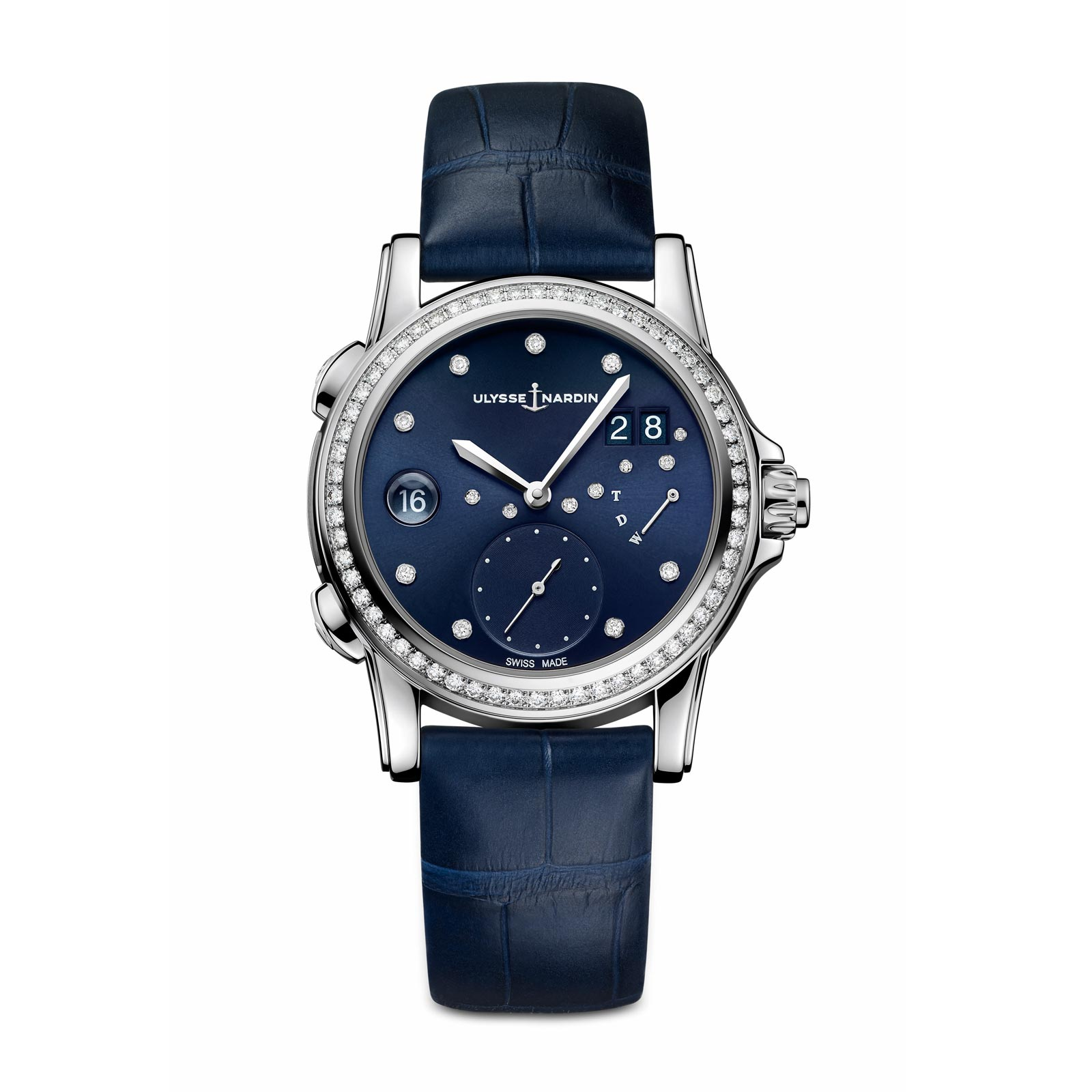 Classic Lady Dual Time