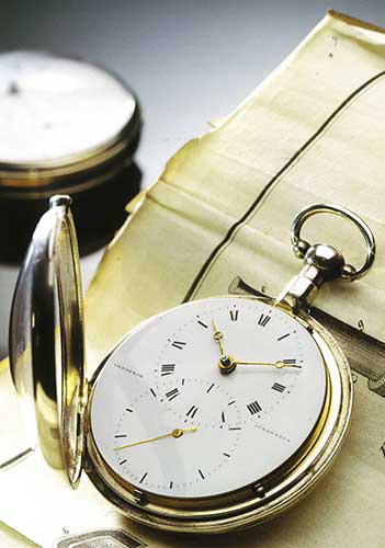 The watches and clocks of Frederik Jürgensen
