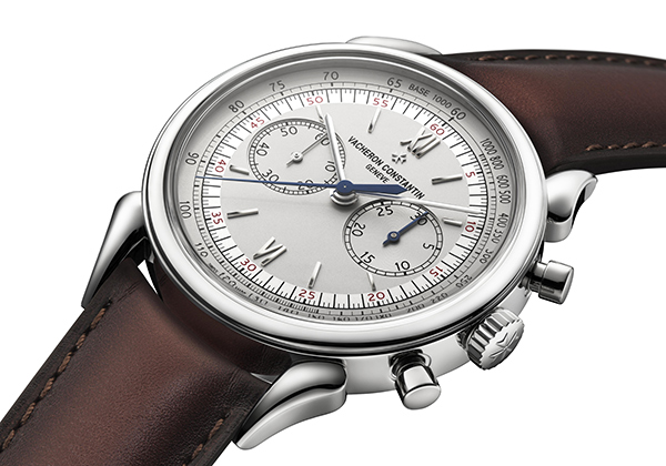 The chronograph: a Vacheron Constantin Institution