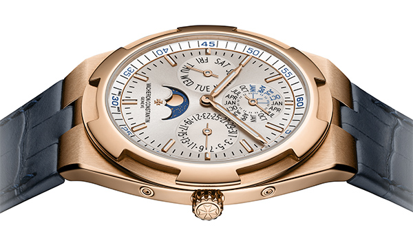 An ultra thin perpetual calendar honored at the 2018 GPHG