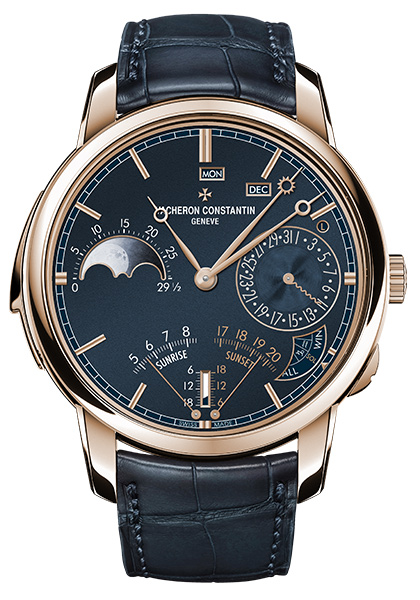 Les Cabinotiers Astronomical striking grand complication