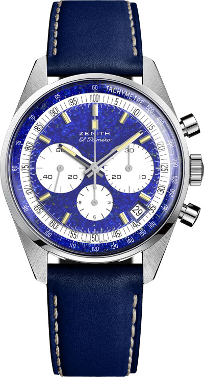 Rarest one-off Zenith El Primero achieves highest auction price ever