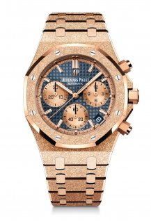 Frosted Gold Selfwinding Chronograph 41 mm