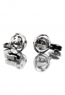 """Gyro"" cufflinks - Reference 1796"