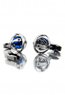 """Gyro"" cufflinks - Reference 1799"