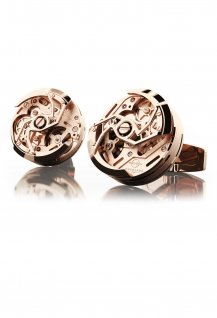 """Rotor"" cufflinks - Reference 1812"