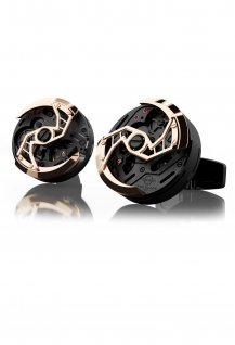 """Rotor"" cufflinks - Reference 1813"