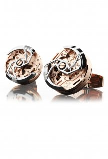 """Rotor"" cufflinks - Reference 1814"