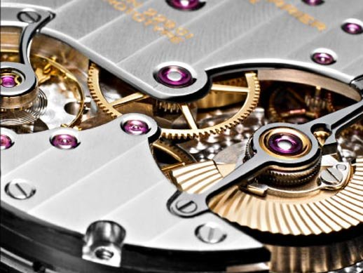 Watch Education - Understanding the use of Rubies
