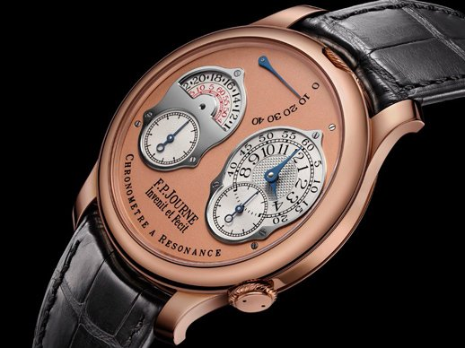 F.P. Journe - The Dial is Face and Soul