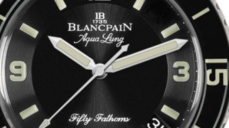 Blancpain Tribute to Fifty Fathoms AquaLung Style & Tendance