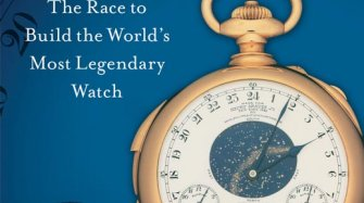 New Book on Legendary Watches Arts and culture