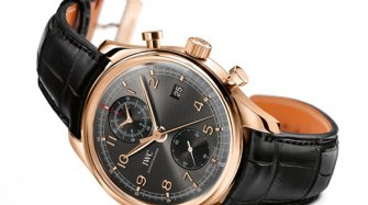Portuguese Chronograph Classic Trends and style