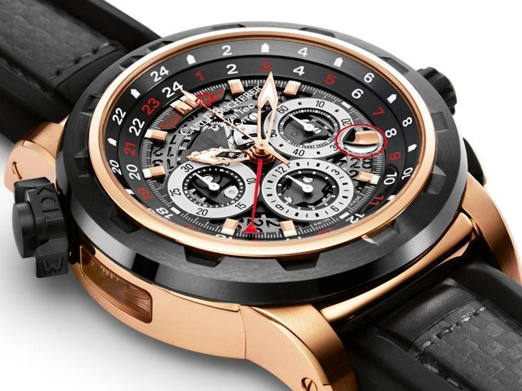 Carl F.Bucherer - Patravi TravelTec FourX Limited Edition