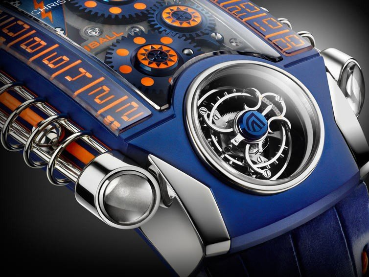 Christophe Claret - Only Watch 2013 auction