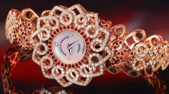 The Victoria Princess Red Heart Watch Trends and style