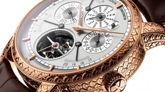 Traditionnelle Calibre 2253 L'empreinte du dragon Style & Tendance
