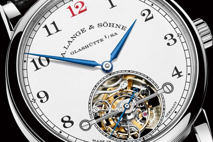 Limited-edition 1815 Tourbillon with enamel dial Trends and style