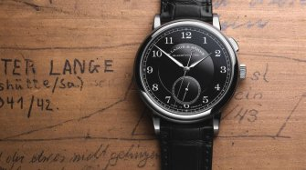 "1815 ""Homage To Walter Lange"" - Technical Review Auctions and vintage"