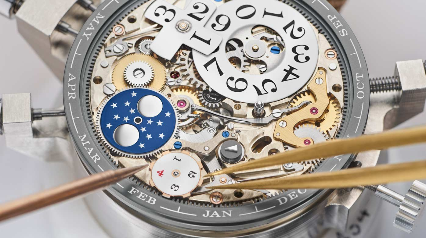 Leap Year 2020 - A. Lange & Söhne Perpetual Calendars
