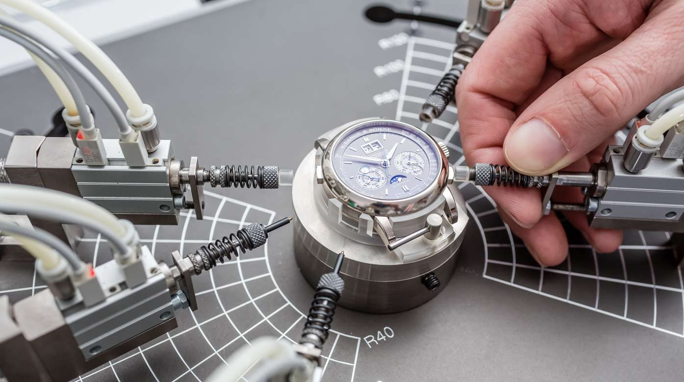 A. Lange & Söhne - Rendezvous with the quintessence of classic fine watchmaking