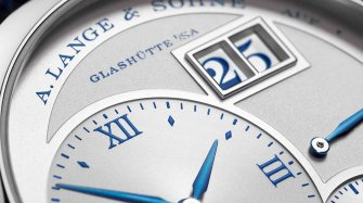 "Lange 1 ""25th Anniversary"" Style & Tendance"