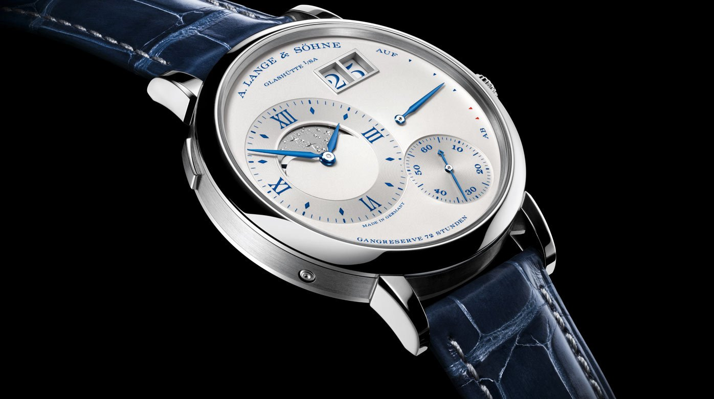 "A. Lange & Söhne - Grande Lange 1 Moon Phase ""25th Anniversary"""