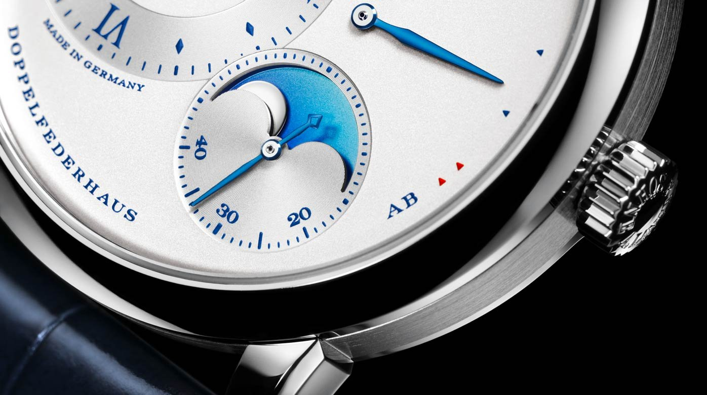 A. Lange & Söhne - Lange 1 Moonphase 25th Anniversary